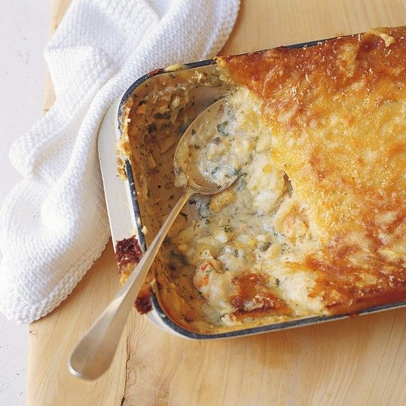 Traditional British recipes: fish pie - Woman And Home