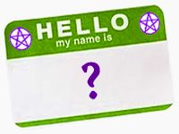 Finding Your Wiccan Name * Wicca-Spirituality.com
