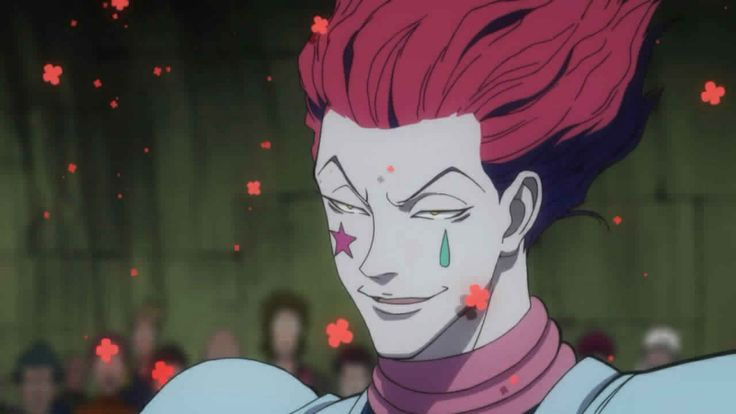 Image result for hunter x hunter hisoka hunter exam