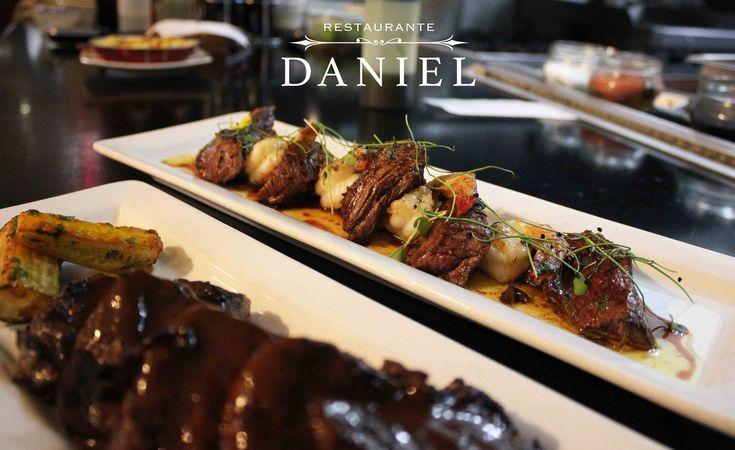 Lunes de buena mesa... Nos vemos hoy en Daniel! www.daniel.com.co
