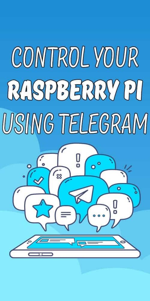 Controlling your Raspberry Pi with Telegram CLI