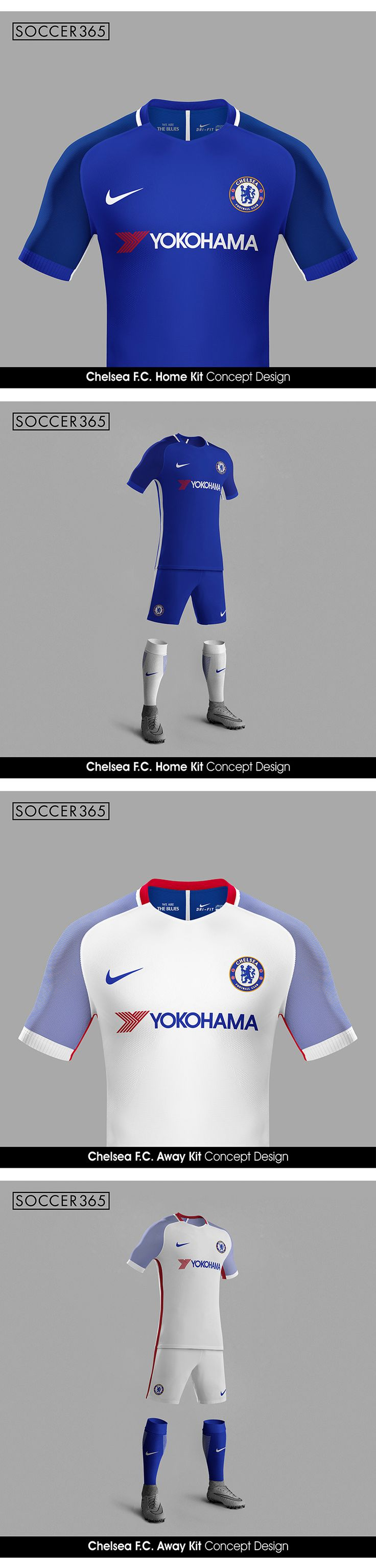 CONCEPT - What will the new Chelsea jerseys look like? Read more and comment at http://www.soccer365.com/concept-this-is-how-chelsea-nike-jerseys-could-look-like/