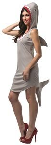 Shark Dress Adult Womens Costume