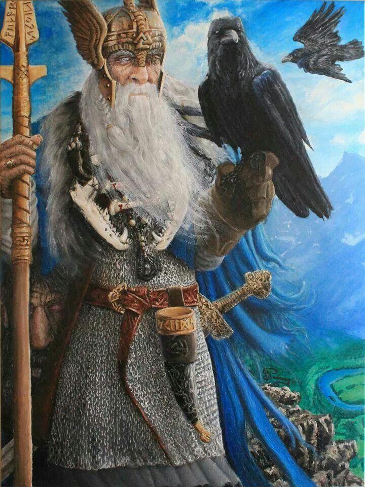 Viking...Odin | Norse | Pinterest