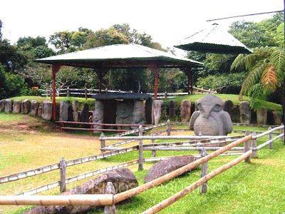 San Agustin , Huila. Mucho más sobre nuestra hermosa Colombia en www.solerplanet.com