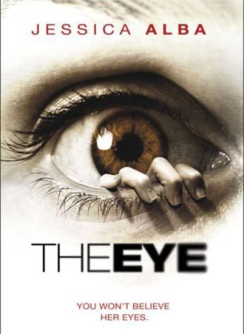 """The Eye"" - A woman receives an eye transplant that allows her to see into the supernatural world. Image and info credit: IMDb."