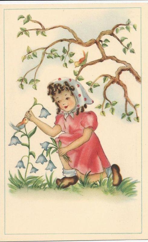 Vintage ansichtkaart | Vintage ansichtkaarten | ZomaarVintage