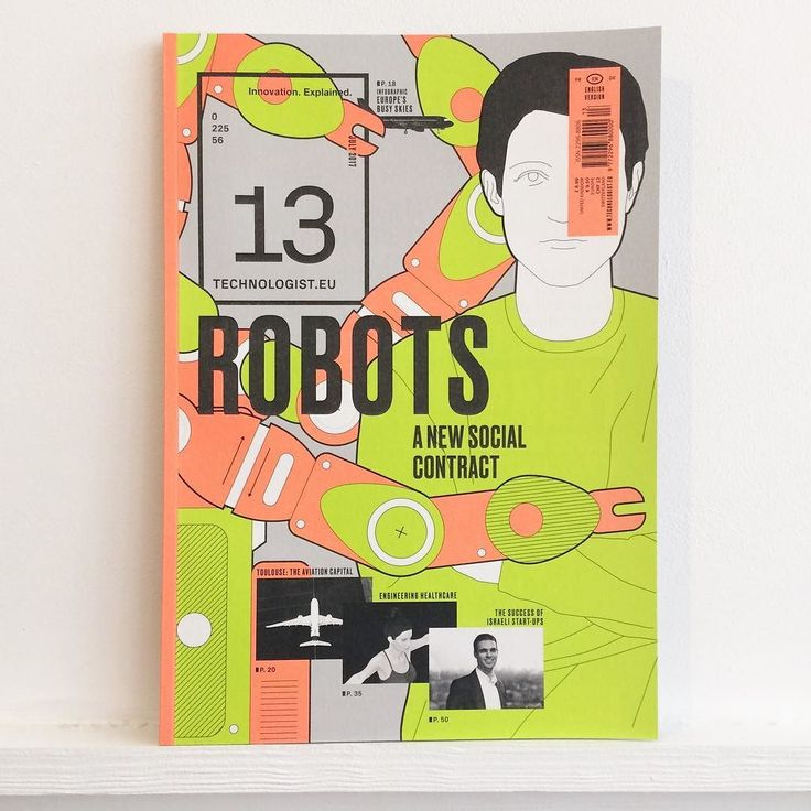 @TechnologistEU looks at #robots & #jobs. #technologist #innovation #science #tech #startups #aviation #engineering #healthcare