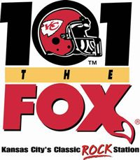 Listen to ALL the CHIEFS Games on 101 The FOX in Kansas City! Follow your Kansas City Chiefs almost anywhere in the midwest on the Chiefs Radio Network.