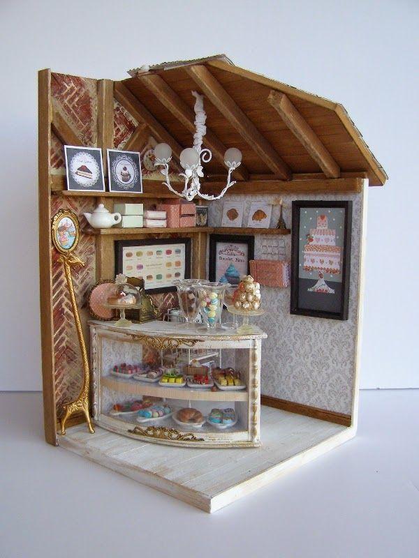 Une Petite ptisserie 1250 best Miniatures 2