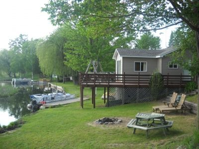 38 best images about michigan cabins cottages lodges and for Cottage builders in michigan