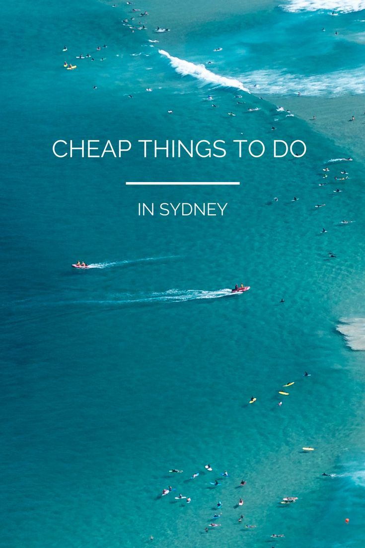 Our budget saving tips for travel in Sydney.