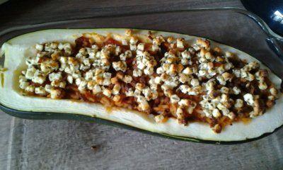 Rezept: Gefüllte Zucchini Bild Nr. 9