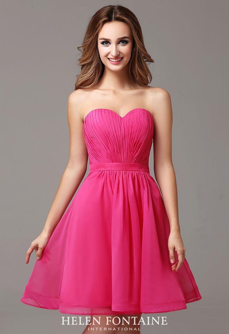 Mejores 37 imágenes de Bridesmaid Dresses en Pinterest | Azul marino ...