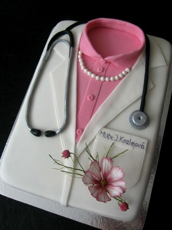 Promočná pre pani doktorku