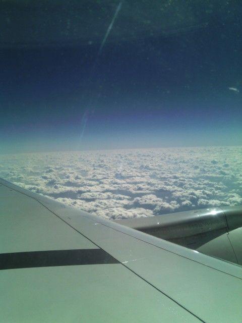 Sky cruising....