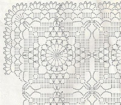 Crochet Knitting Handicraft: Crochet Motifs