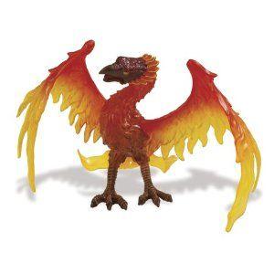 Safari Ltd Phoenix figurine