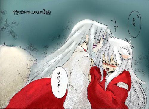 sesshomaru and inuyasha gay jpg 1152x768