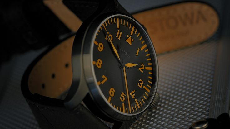 TimeZone : German Brands » Stowa Black Forest...