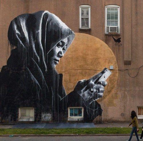 streetartglobal:Big wall action from @nilsrva in the #us#globalstreetart(http://globalstreetart.com/nilswestergard) https://www.instagram.com/p/BD0WmQcgEDS/