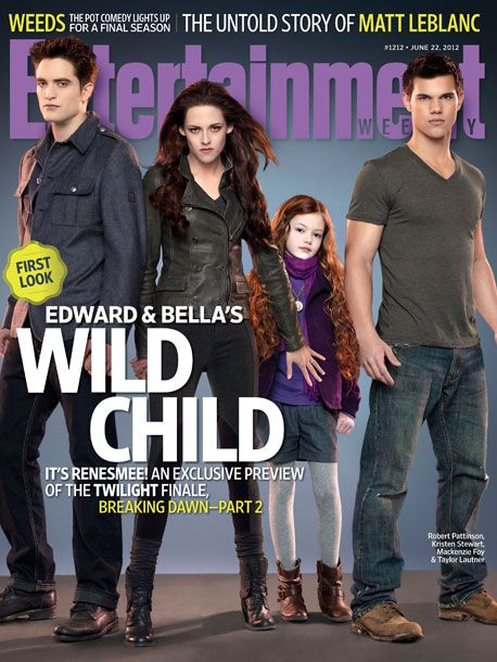 Twilight | More inside dish on the making of The Twilight Saga: Breaking Dawn — Part 2 in the new issue of Entertainment Weekly magazine, on sale…: Cant Wait, Robert Pattinson, Kristen Stewart, Edward Bella, Twilightsaga, Twilight Break Dawn, Mackenzie Foy, Twilight Saga, Entertainment Week