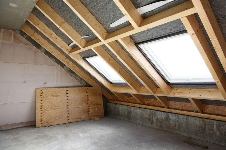2 okna dachowe zdjęcie wewnątrz