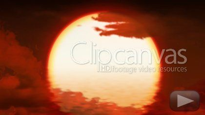 Download this free stock footage clip of sunset, clouds, red, offered by SCHMaster. Buy stock footage at Clipcanvas.com