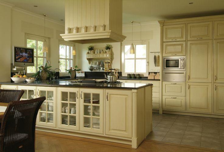 Keuken in Engelse stijl
