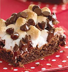 Mrs. B's Passover Brownie S'mores