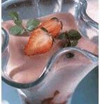 Fantasia de morango!!!  :)