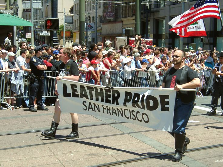 """""""Leather subculture"""" Are there no Christians left in the company or holding stock to object?  Where did our voice go? Where are we?  Few are on the outside looking in voluntarily.  It's time to become salt again. Learn more http://www.fightnow.org."""
