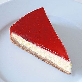 Recept lime- och jordgubbscheesecake