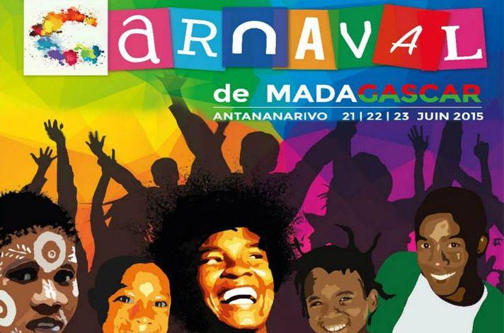 Carnaval de Madagascar le 19, 20 et 21 Juin 2015, à Antananarivo