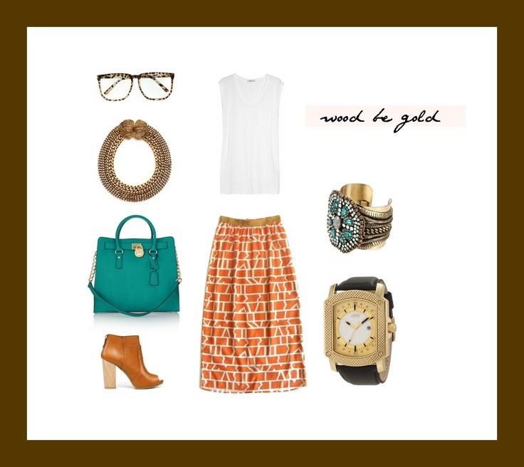 #set #outfit #clothes #stylish wood be gold / by Taki Trik