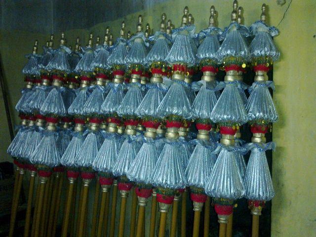 Payung Susun 3 Khas Juwiring