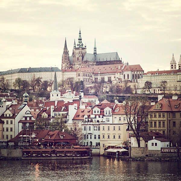 | ♕ | Prague Castle - UNESCO WHS | by © .natasha. | via ysvoice