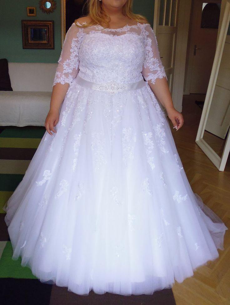 Die besten 25 Hochzeitskleider fr mollige Ideen auf