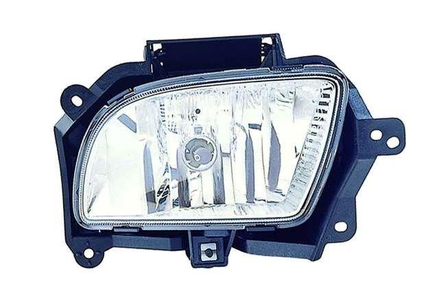 2009-2010 Hyundai Sonata Fog Lamp LH
