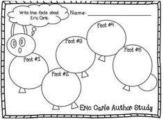 author study grade 1 - Recherche Google