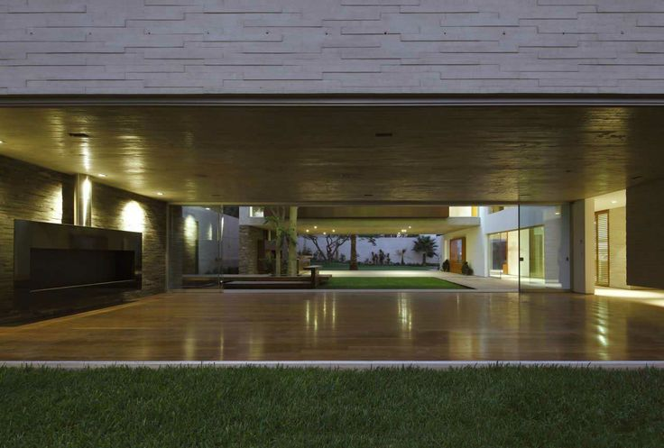 A house cherishing the continuum of interior and garden  http://www.morfae.com/a-house-cherishing-the-continuum-of-interior-and-garden/ #architecture #home #garden #residential