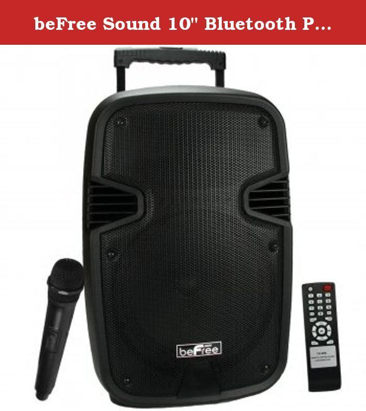 portable bluetooth speakers on wheels. befree sound 10\ portable bluetooth speakers on wheels