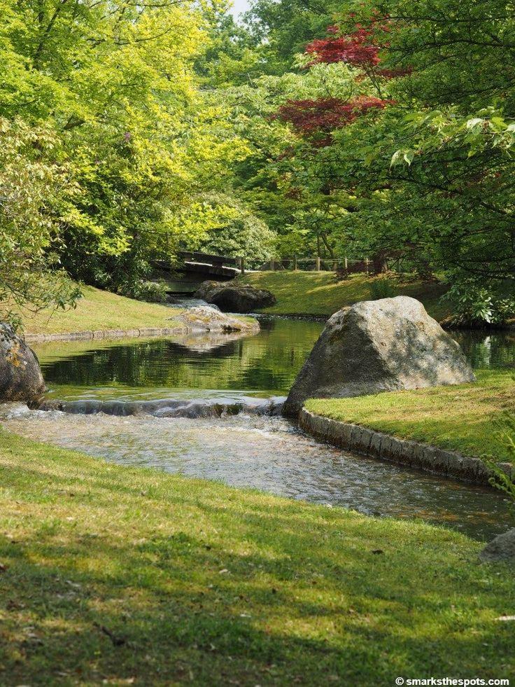 Gardens, Belgium And Japanese