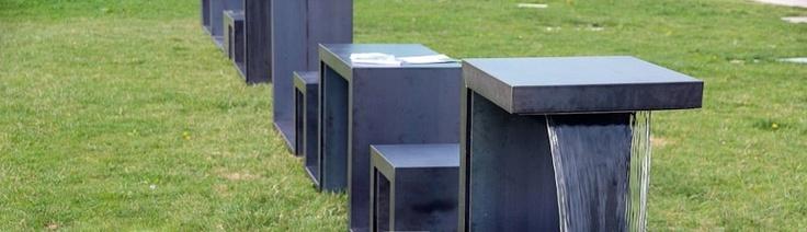 @Vanessa Leak - modular system for #Landscape #Architecture   www.officinamarocchi.it
