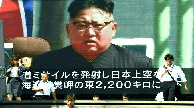 Da Veja 25 set 2017 às 17h05: O ministro da Coreia do Norte, Ri Yong Ho, das Relações Exteriores disse no dia de hoje, segunda-feira, 25, que os EUA, nas declarações do presidente dos Estados Unidos, Donald Trump, os EUA declarou guerra contra Coreia do Norte, seu país . Ri Yong Ho afirmou que,...  → Baixe nosso aplicativo e fique por dentro de notícias como essa (Veja hoje: EUA declarou guerra contra Coreia do Norte). É ☑ GRÁTIS  ☑ LEVE E  ☑ RÁPIDO. BAIXE
