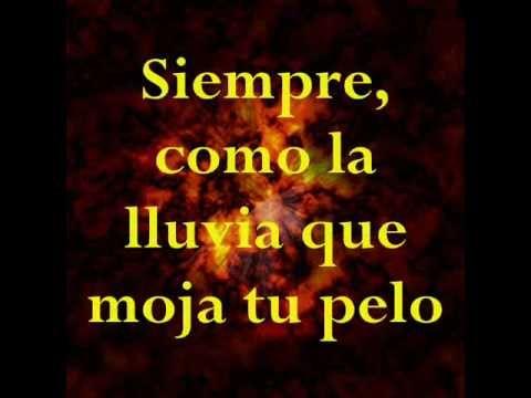 Siempre Sere - Tito Rojas (Letra)