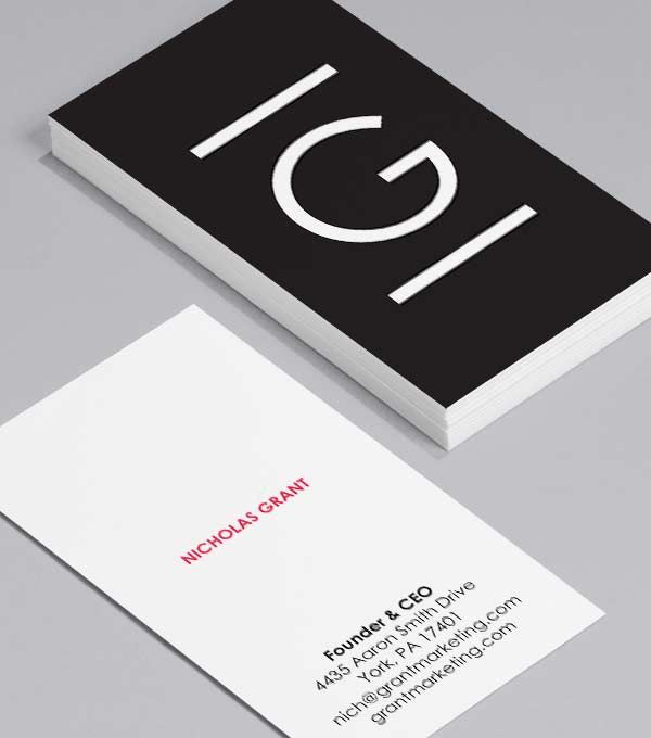 89 best business cards images on pinterest business card design create customized spot gloss gold foil and raised spot gloss business cards from a range of professionally designed templates from moo reheart Gallery