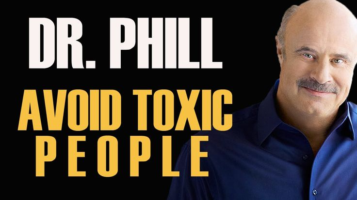 How To Avoid Toxic people