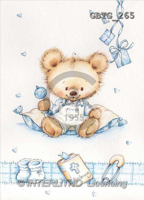 Theresa, BABIES, paintings(GBTG265,#B#) bébé, illustrations, pinturas