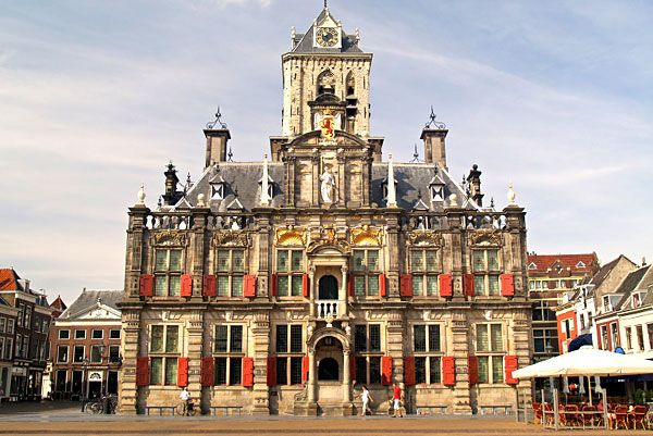 Delft Town Hall | Delft, the Netherlands